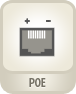 LC-444 IP PoE 2.8-12mm - Kamery kopułkowe IP
