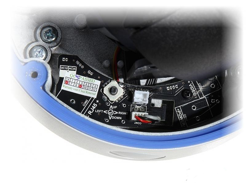 EL-AHD C235 - Kamery kopułkowe IP