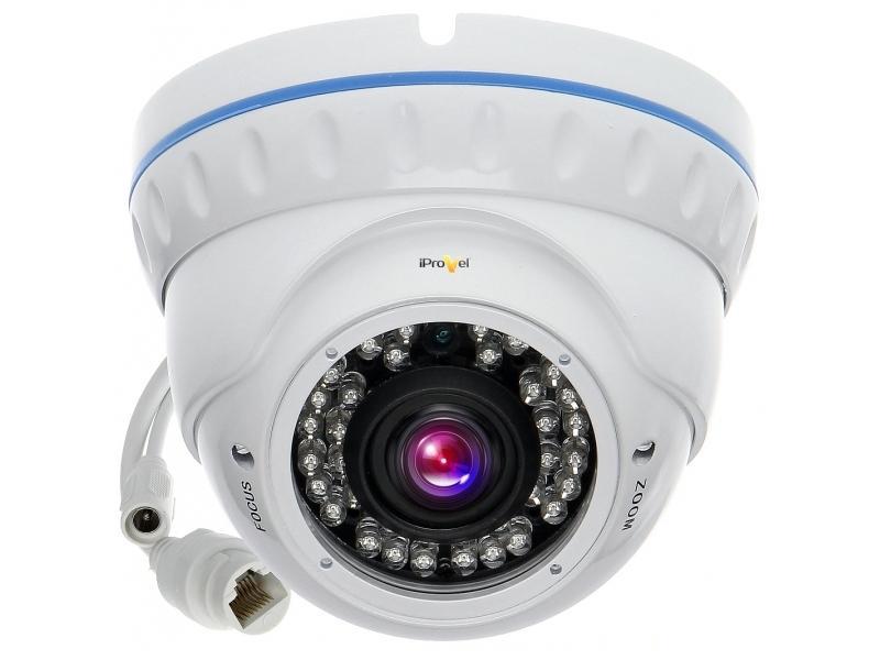 EL-IP C132 - Kamery kopułkowe IP