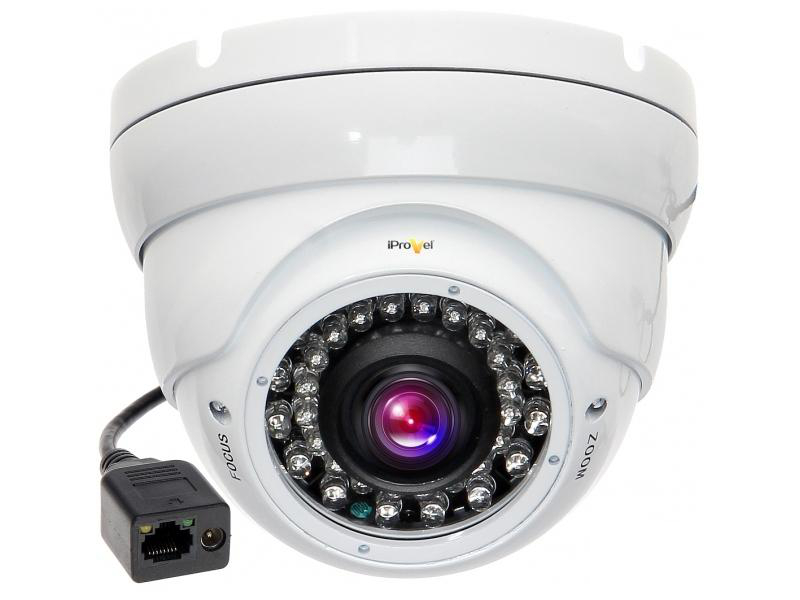 EL-IP C130 - Kamery kopułkowe IP