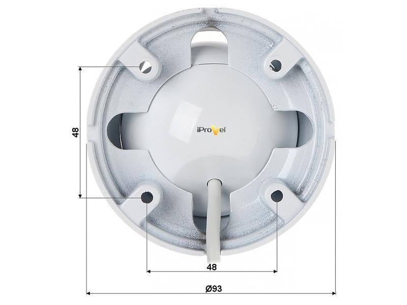 EL-IP C200 - Kamery kopułkowe IP