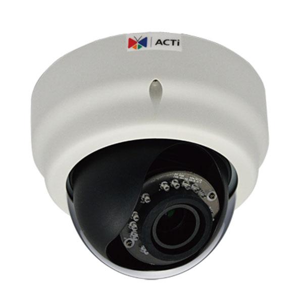 ACTi E64A - Kamery kopułkowe IP