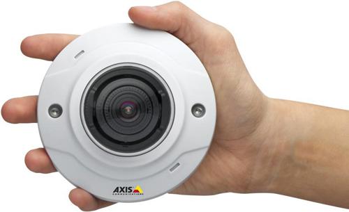 AXIS M3005-V Mpix - Kamery kopułkowe IP