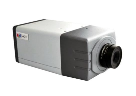 ACTi D22 z obiektywem stałoogniskowym - Kamery kompaktowe IP