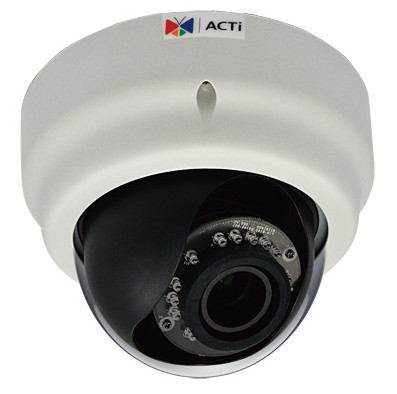 ACTi E65A - Kamery kopułkowe IP