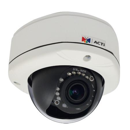 ACTI D82A - Kamery kopułkowe IP