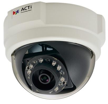 ACTi E56 - Kamery kopułkowe IP