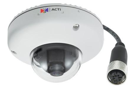 ACTi E922M - Kamery kopułkowe IP