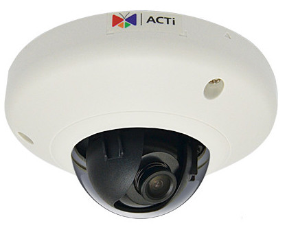 ACTi E94 - Kamery kopułkowe IP
