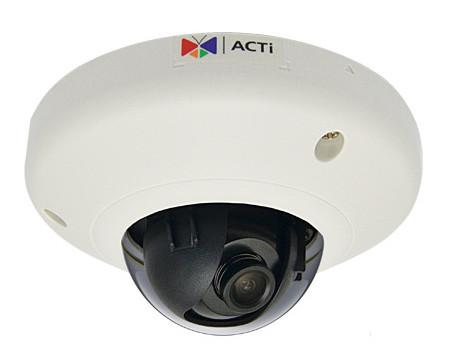 ACTi E97 - Kamery kopułkowe IP