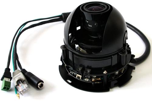 FD8131 Vivotek Mpix - Kamery kopułkowe IP