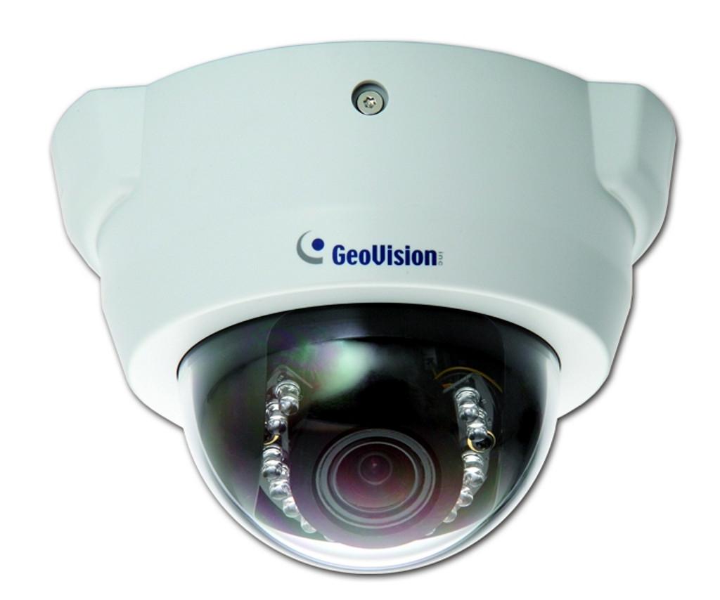 Geovision GV-FD2500 - Kamery kopułkowe IP
