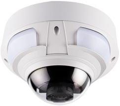 GV-VD2540 - Kamery kopułkowe IP