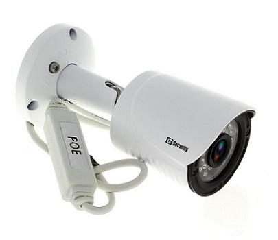 LC-252-IP - Kamera IP PoE 3.6mm - Kamery kompaktowe IP