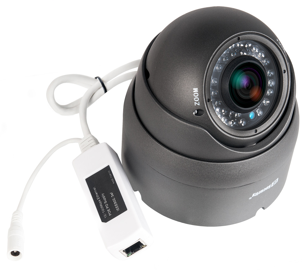 LC-7312 PREMIUM - Kamery kopułkowe IP