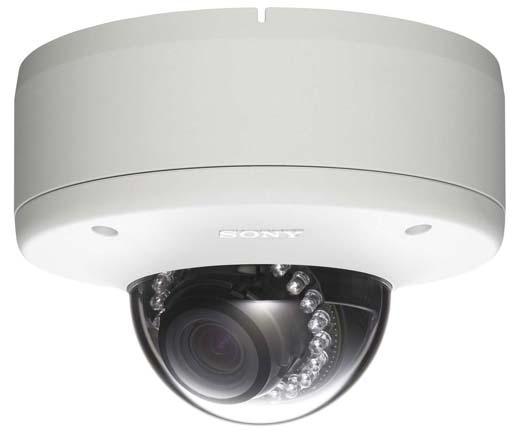 SNC-DH180 Sony Mpix - Kamery kopułkowe IP