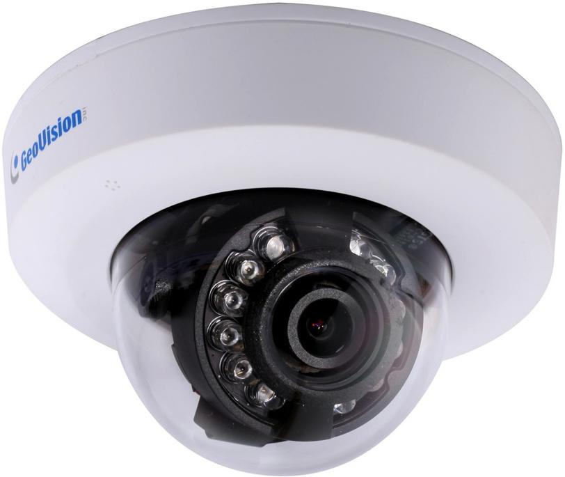 Geovision GV-EFD1100-2F - Kamery kopułkowe IP