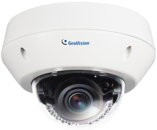 GV-EVD3100 - Kamery kopułkowe IP