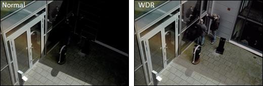 GV-MFD2501-1F - Kamery kopułkowe IP
