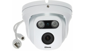 LC-524-IP 5 mm - Kamera kopułkowa 5 Mpx